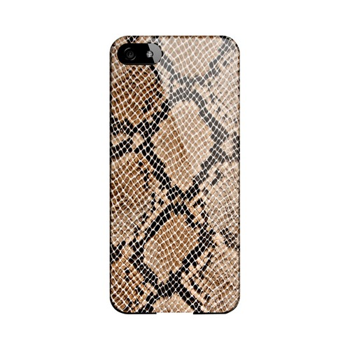 Rattlesnake Skin Animal Series GDL Ultra Slim Hard Case for Apple iPhone 5/5S Geeks Designer Line