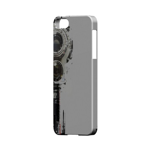 The Tower - Geeks Designer Line (GDL) Retro Series Hard Back Cover for Apple iPhone 5/5S
