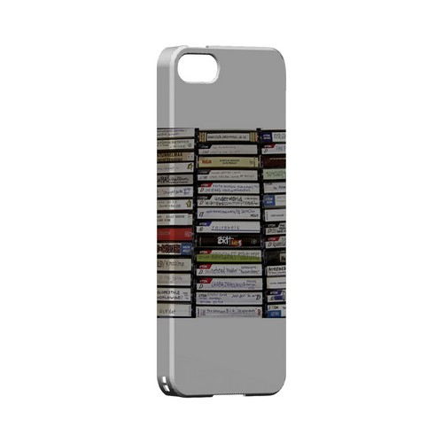 VHS - Geeks Designer Line (GDL) Retro Series Hard Back Cover for Apple iPhone 5/5S