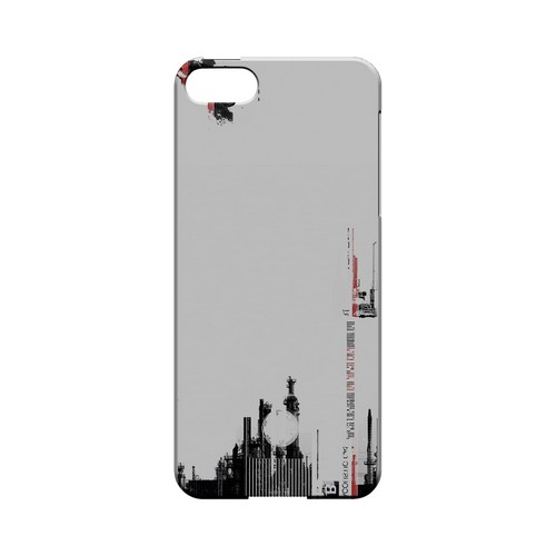 Factory B - Geeks Designer Line (GDL) Retro Series Hard Back Cover for Apple iPhone 5/5S