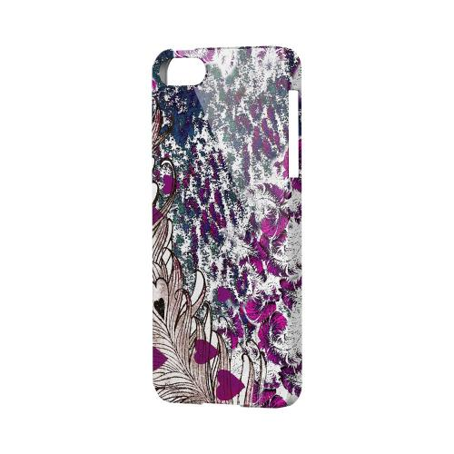 Feather Love Impact Resistant Geeks Designer Line Asian Print Series Hard Case for Apple iPhone 5/5S