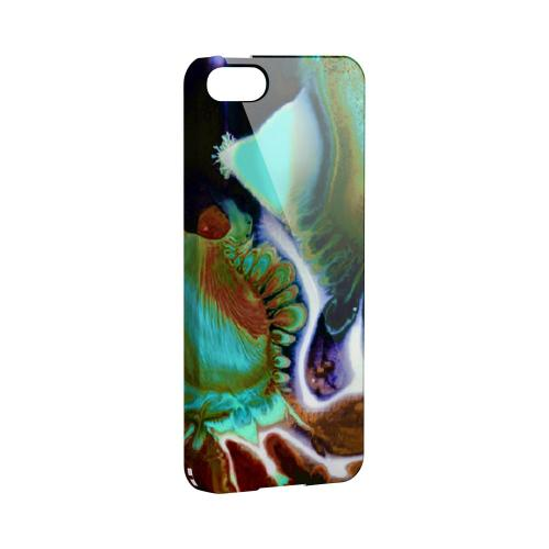Shades of Eunmi Impact Resistant Geeks Designer Line Asian Print Series Hard Case for Apple iPhone 5/5S