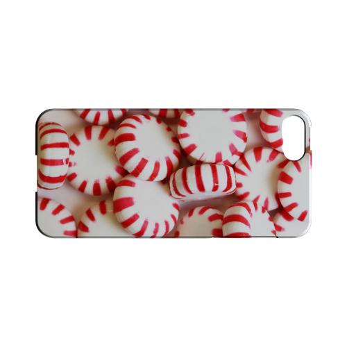 Peppermints Geeks Designer Line Candy Series Slim Hard Back Cover for Apple iPhone 5/5S