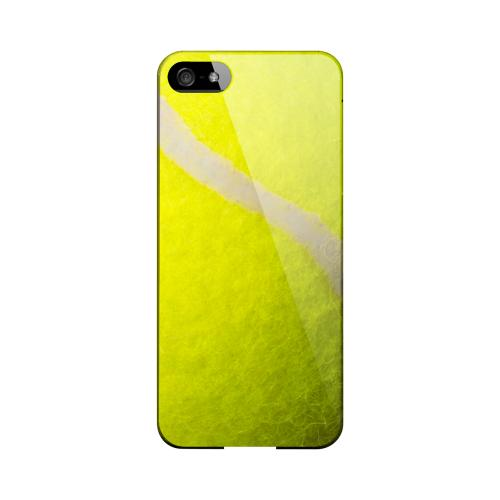 Tennis Ball Geeks Designer Line Sports Series Slim Hard Case for Apple iPhone 5/5S