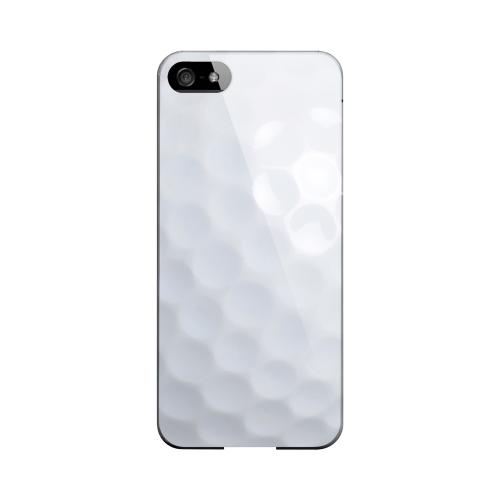 Golf Ball Geeks Designer Line Sports Series Slim Hard Case for Apple iPhone 5/5S