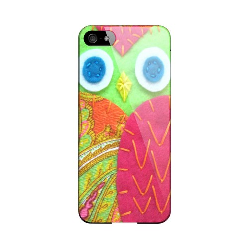 Neon Green/ Pink Geek Nation Program Exclusive Jodie Rackley Series Hard Case for Apple iPhone 5/5S