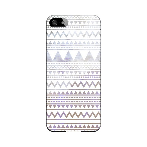 Beach Pattern Geeks Designer Line Zig Zag Series Slim Hard Case for Apple iPhone 5/5S