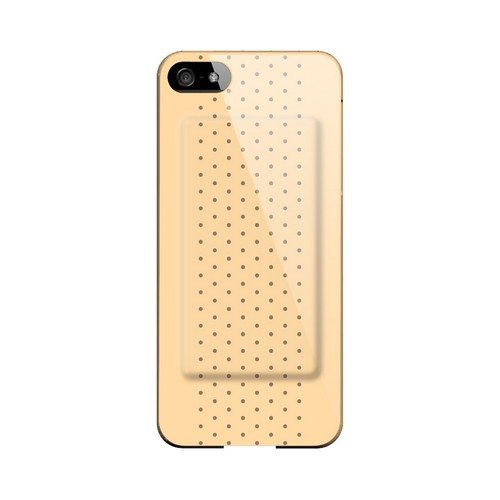 Bandaid Geeks Designer Line Polka Dot Series Slim Hard Case for Apple iPhone 5/5S