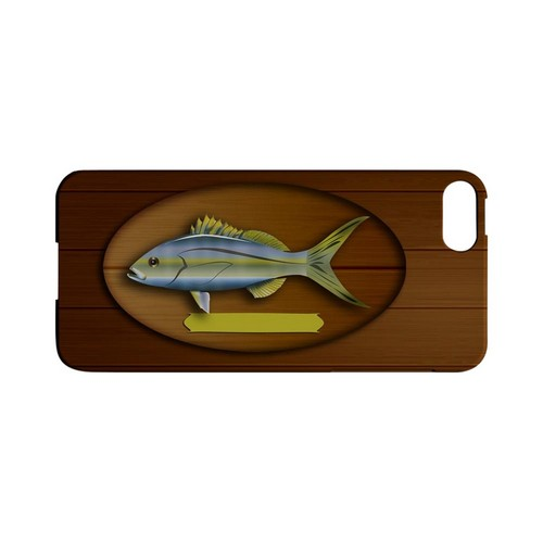 Fish Trophy - Geeks Designer Line (GDL) Fish Series Hard Back Cover for Apple iPhone 5/5S