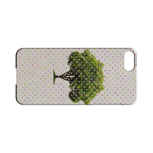Tree Geeks Designer Line Polka Dot Series Slim Hard Case for Apple iPhone 5/5S