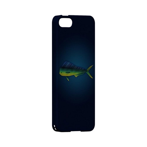 Mahi Mahi - Geeks Designer Line (GDL) Fish Series Hard Back Cover for Apple iPhone 5/5S