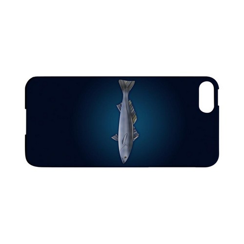 White Sea Bass - Geeks Designer Line (GDL) Fish Series Hard Back Cover for Apple iPhone 5/5S