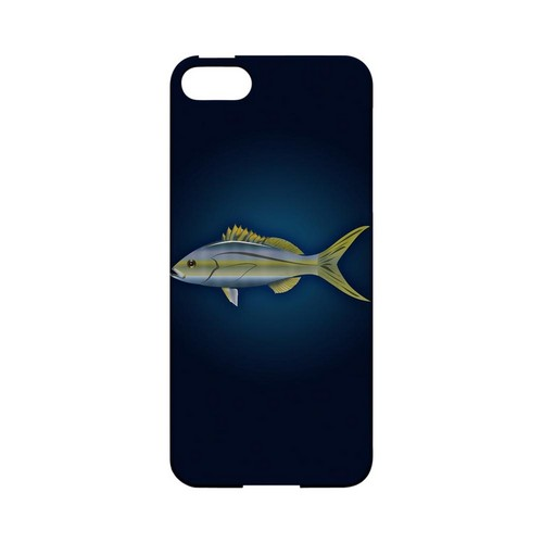 Yellowtail - Geeks Designer Line (GDL) Fish Series Hard Back Cover for Apple iPhone 5/5S