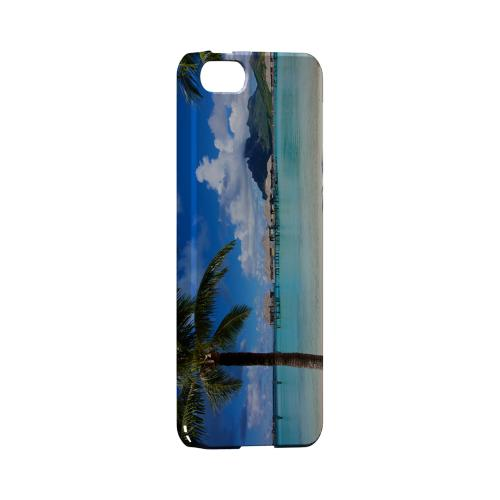 Bora Bora Geeks Designer Line Beach Series Slim Hard Case for Apple iPhone 5/5S
