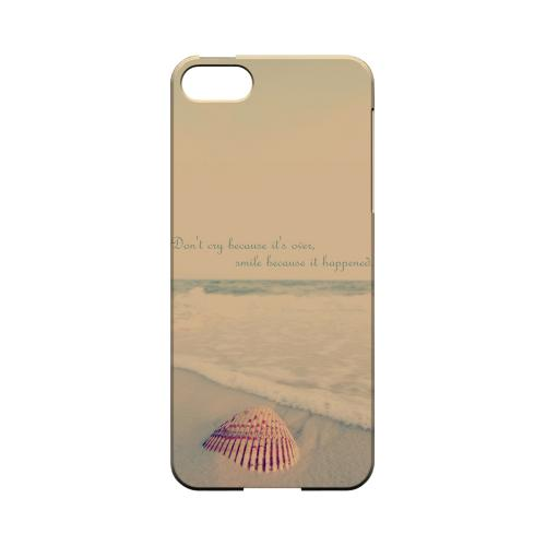 Don't Cry Geeks Designer Line Beach Series Slim Hard Case for Apple iPhone 5/5S