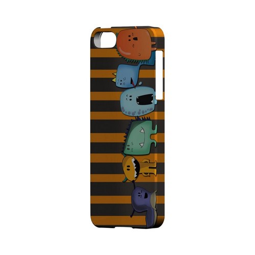 ZORGBLATS Line Up - Geeks Designer Line (GDL) Monster Mash Series Hard Back Cover for Apple iPhone 5/5S
