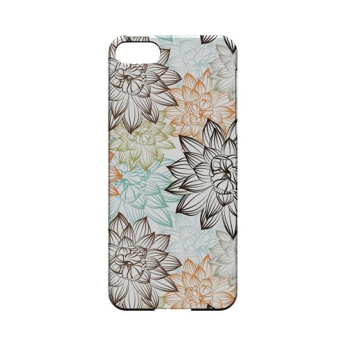 Floral Explosion - Geeks Designer Line Floral Series Hard Case for Apple iPhone 5/5S