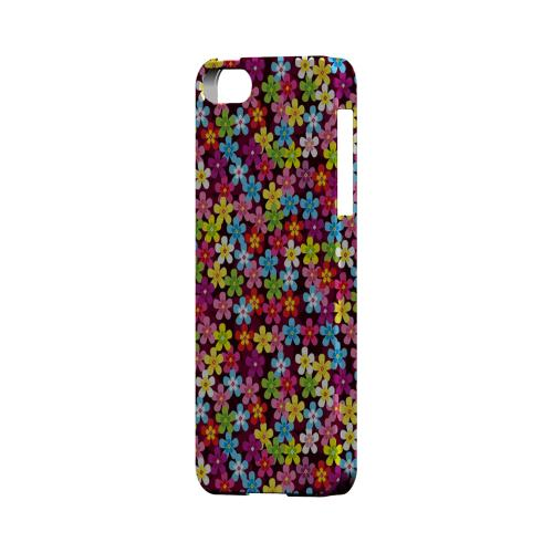 Multi-Colored Flowers - Geeks Designer Line Floral Series Hard Case for Apple iPhone 5/5S