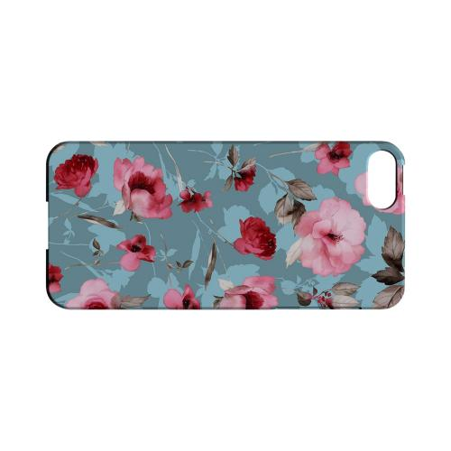Vintage Watercolor Roses - Geeks Designer Line Floral Series Hard Case for Apple iPhone 5/5S