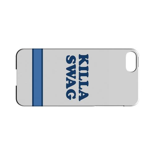 Killa Swag - Geeks Designer Line Swag Series Hard Case for Apple iPhone 5/5S