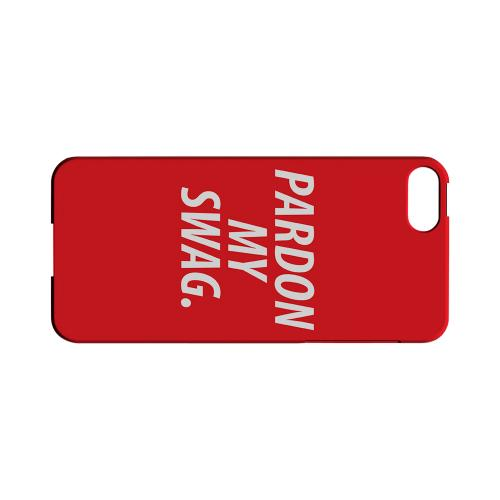 Pardon My Swag - Geeks Designer Line Swag Series Hard Case for Apple iPhone 5/5S