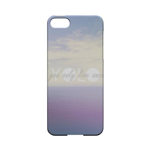 Filled YOLO - Geeks Designer Line YOLO Series Hard Case for Apple iPhone 5/5S