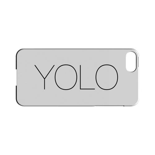 Thin YOLO - Geeks Designer Line YOLO Series Hard Case for Apple iPhone 5/5S