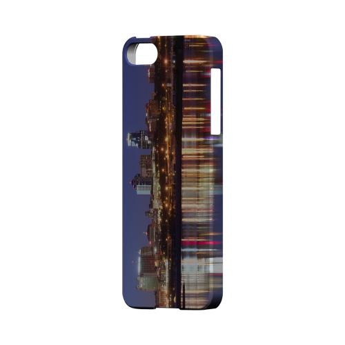 Kansas City - Geeks Designer Line City Series Hard Case for Apple iPhone 5/5S