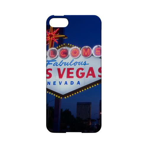 Las Vegas - Geeks Designer Line City Series Hard Case for Apple iPhone 5/5S