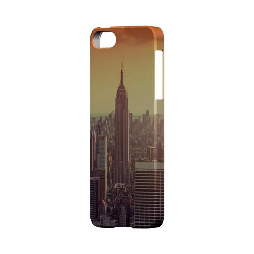New York - Geeks Designer Line City Series Hard Case for Apple iPhone 5/5S
