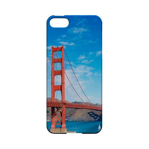 San Francisco - Geeks Designer Line City Series Hard Case for Apple iPhone 5/5S