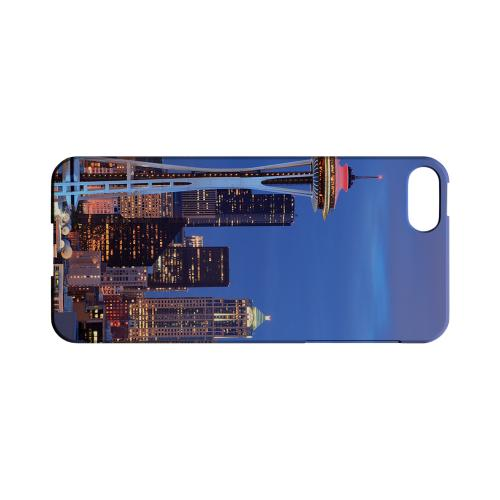 Seattle - Geeks Designer Line City Series Hard Case for Apple iPhone 5/5S