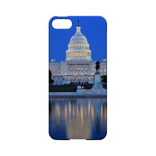 Washington D.C. - Geeks Designer Line City Series Hard Case for Apple iPhone 5/5S