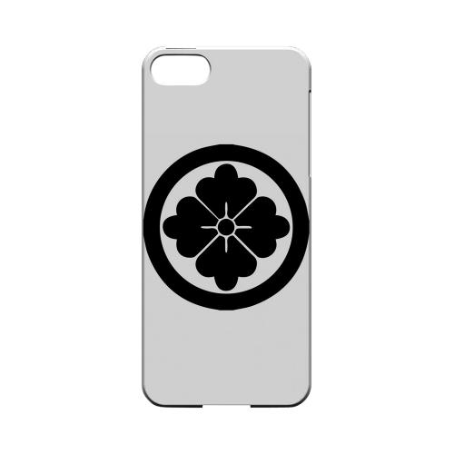 Hanabishi Kamon - Geeks Designer Line Tattoo Series Hard Case for Apple iPhone 5/5S