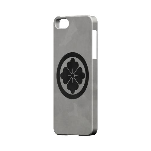 Hanabishi Kamon on Paper - Geeks Designer Line Tattoo Series Hard Case for Apple iPhone 5/5S