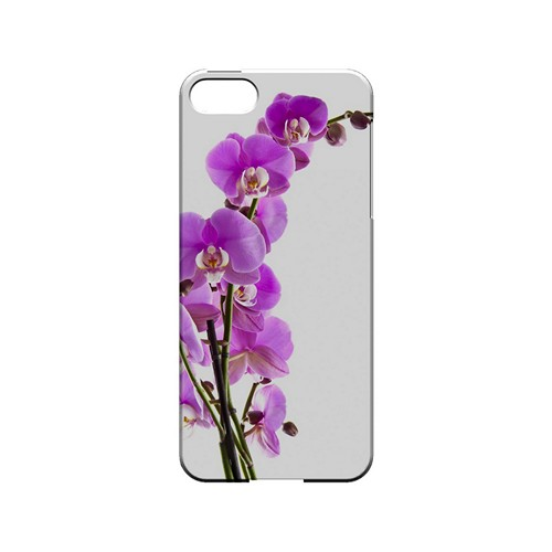 Violet Orchid Rising - Geeks Designer Line Floral Series Hard Case for Apple iPhone 5/5S
