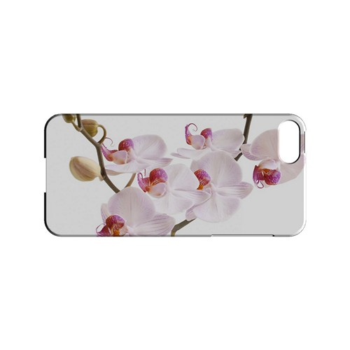 White Pink Orchid - Geeks Designer Line Floral Series Hard Case for Apple iPhone 5/5S
