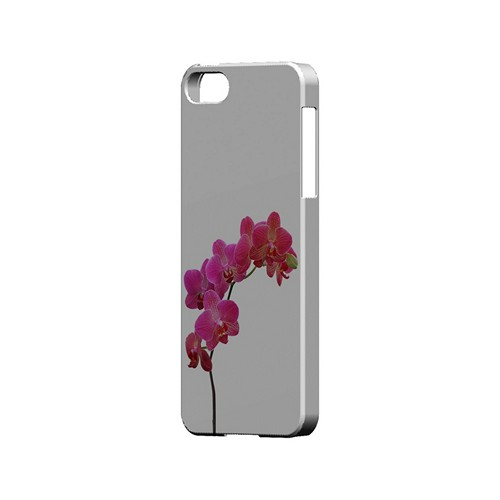 Hot Pink Orchid Branch - Geeks Designer Line Floral Series Hard Case for Apple iPhone 5/5S