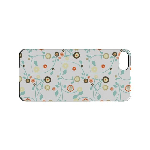 Floral 2 Multi-colored - Geeks Designer Line Pantone Color Series Hard Case for Apple iPhone 5/5S