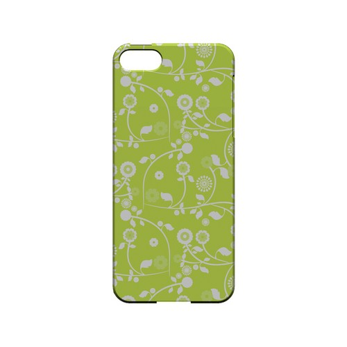 Floral 2 Tender Shoots - Geeks Designer Line Pantone Color Series Hard Case for Apple iPhone 5/5S