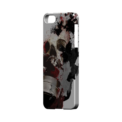 The Addict - Geeks Designer Line (GDL) Apocalyptic Series Hard Back Cover for Apple iPhone 5/5S