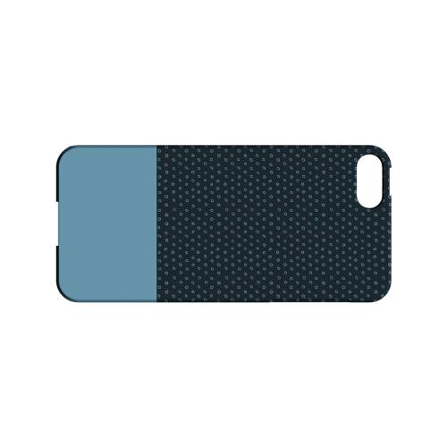 Little Circle Dots Dusk Blue - Geeks Designer Line Pantone Color Series Hard Case for Apple iPhone 5/5S