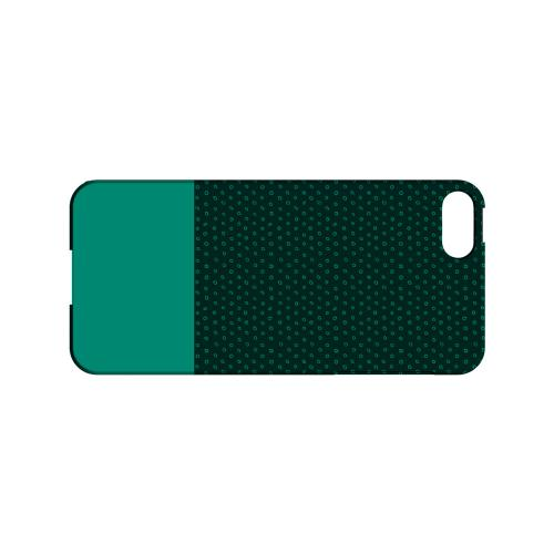 Little Circle Dots Emerald - Geeks Designer Line Pantone Color Series Hard Case for Apple iPhone 5/5S