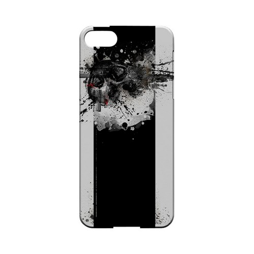 The Plague - Geeks Designer Line (GDL) Apocalyptic Series Hard Back Cover for Apple iPhone 5/5S