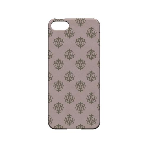 Ornamental African Violet - Geeks Designer Line Pantone Color Series Hard Case for Apple iPhone 5/5S