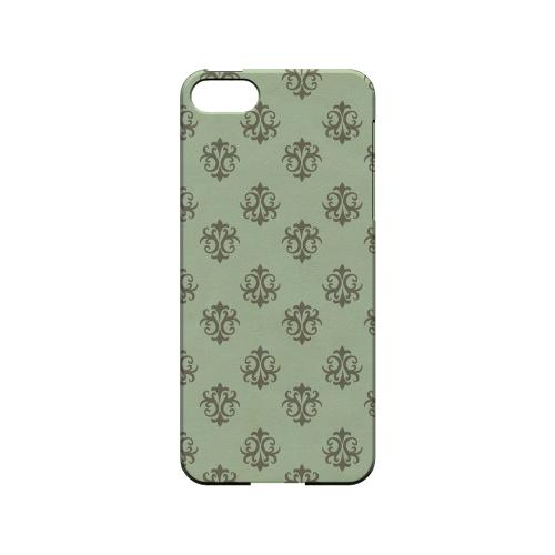Ornamental Grayed Jade - Geeks Designer Line Pantone Color Series Hard Case for Apple iPhone 5/5S