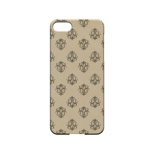 Ornamental Linen - Geeks Designer Line Pantone Color Series Hard Case for Apple iPhone 5/5S
