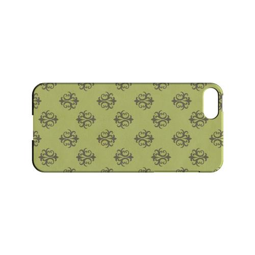 Ornamental Tender Shoots - Geeks Designer Line Pantone Color Series Hard Case for Apple iPhone 5/5S