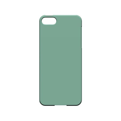 S13 Pantone Grayed Jade - Geeks Designer Line Pantone Color Series Hard Case for Apple iPhone 5/5S