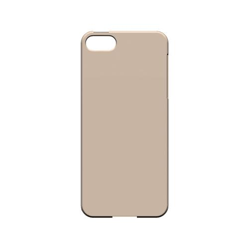 S13 Pantone Linen - Geeks Designer Line Pantone Color Series Hard Case for Apple iPhone 5/5S